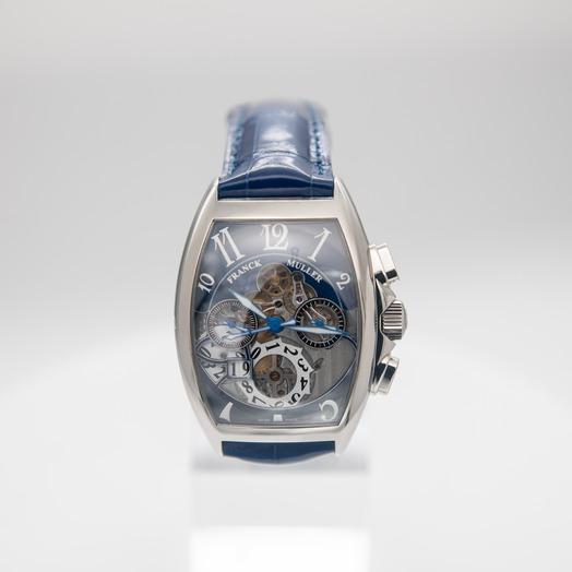 フランクミュラー Cintree Curvex Watch Automatic 39.5mm 8083 CC GD FO AC NR