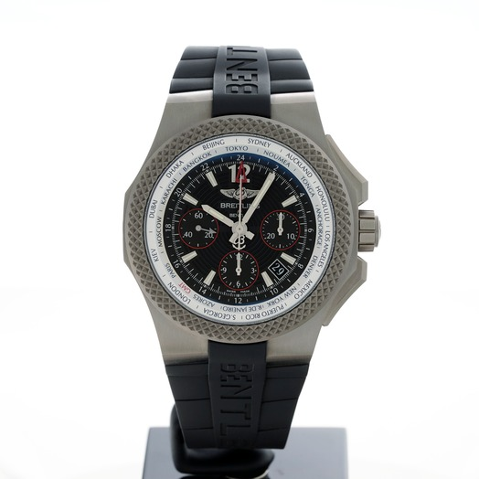 ブライトリング Breitling Bentley GMT Light Body EB043335-BD78